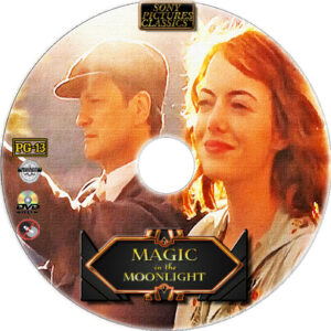 Magic in the Moonlight dvd label
