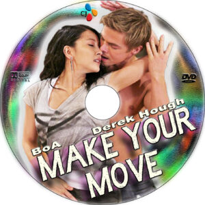 Make Your Move dvd label
