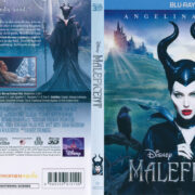 Maleficent 3D (2014) Blu-Ray
