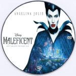 Maleficent (2014) Custom Label