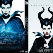 Maleficent (2014) Custom DVD Cover