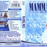 Mama Mia (2008) Blu-Ray