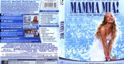 Mamma Mia (Blu-ray) dvd cover