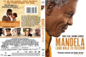 Mandela: Long Walk to Freedom dvd cover