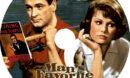 Man's Favorite Sport? (1964) R1 Custom DVD label