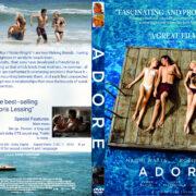 Adore (2013) R0 Custom DVD Cover