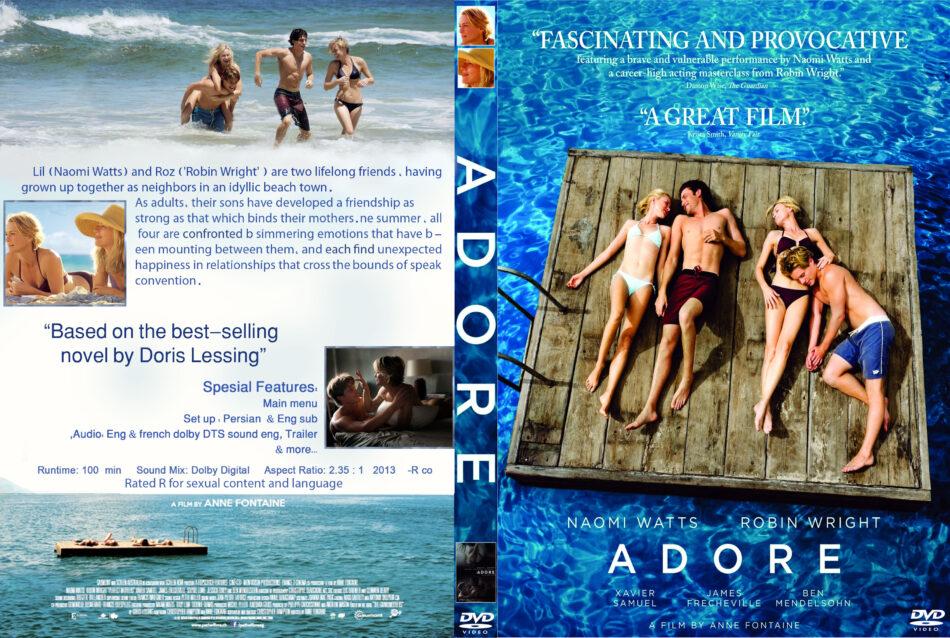 adore dvd cover