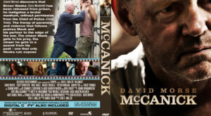 McCanick DVD Cover