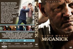 McCanick DVD Cover
