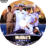 McHale's Navy (1997) R1 Custom DVD Label