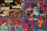 Men , Women & Children (2014) R0 CUSTOM Covers & Label