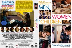 Men, Women & Children dvd cover