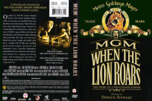 MGM: When the Lion Roars dvd cover