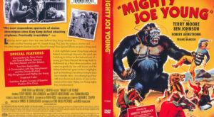 Mighty Joe Young (1949) dvd cover