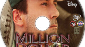 Million Dollar Arm dvd label
