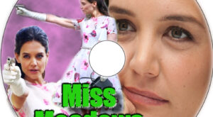 Miss Meadows dvd label