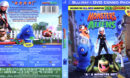 Monsters Vs Aliens (2009) Blu-Ray