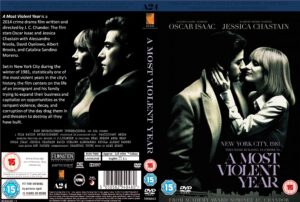 A Most Violent Year dvd cover