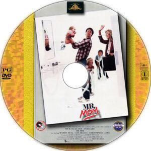 Mr. Mom dvd label