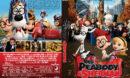 Mr. Peabody & Sherman (2014) R1 Custom DVD Cover