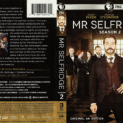 Mr Selfridge: Season 2 (2014) R1 DVD Cover