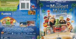 Muppet Movie, The Original (Blu-ray) dvd cover