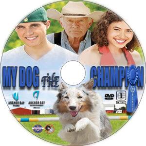 My Dog the Champion dvd label