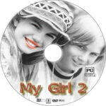 My Girl 2 (1994) R1 Custom DVD Label