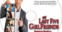 My Last Five Girlfriends dvd label