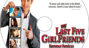 My Last Five Girlfriends dvd label