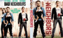 Neighbors (2014) Custom DVD Cover