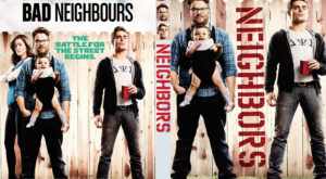 Neighbors dvd cover