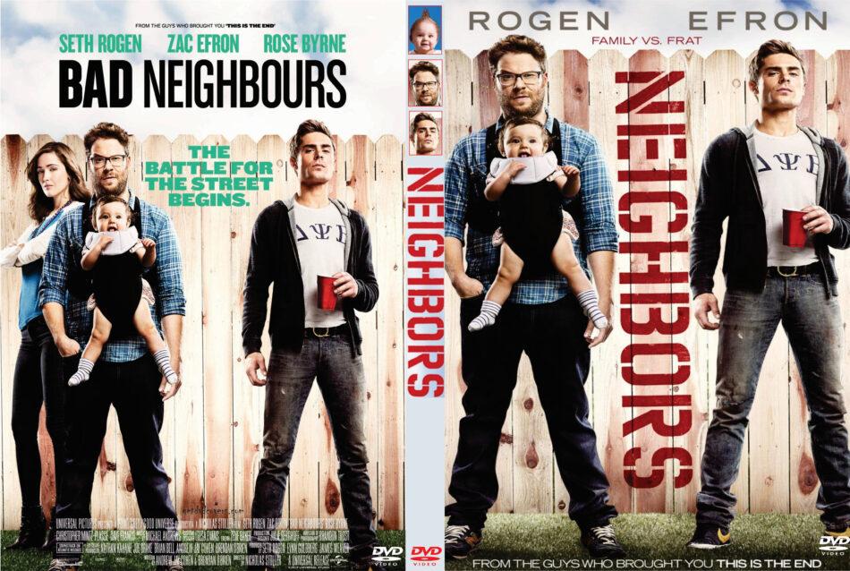 Neighbors dvd cover