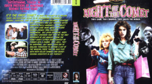Night of the Comet dvd cover