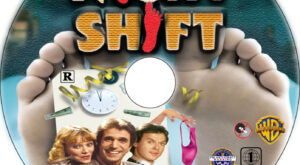 Night Shift dvd label