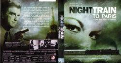 Night Train To Paris dvd cover