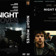 Night Moves (2013) Custom DVD Cover