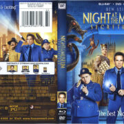 Night At The Museum: Secret Of The Tomb (2015) R1 Blu-Ray
