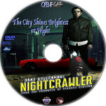 Nightcrawler (2014) R1 Custom Label