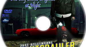 Nightcrawler dvd label