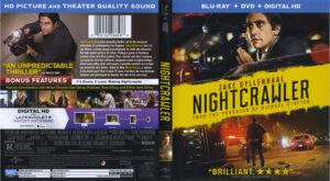 Nightcrawler blu-ray dvd cover