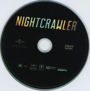 Nightcrawler blu-ray dvd label