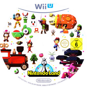 Nintendoland Disc