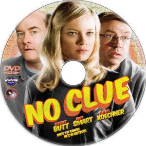 No Clue dvd label