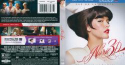 Nurse 3D (Blu-ray) dvd cover