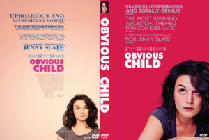 Obvious Child dvd cover