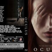 Oculus (2013) R0 Custom Blu-Ray