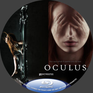 Oculus Custom BD Label
