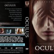 Oculus (2013) R0 Custom DVD Cover