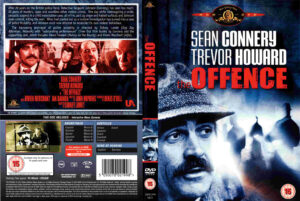 The Offence dvd cover